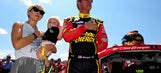 Clint Bowyer, wife Lorra celebrate birth of second child