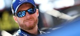 Dale Earnhardt Jr. not worried about the risk of more concussions
