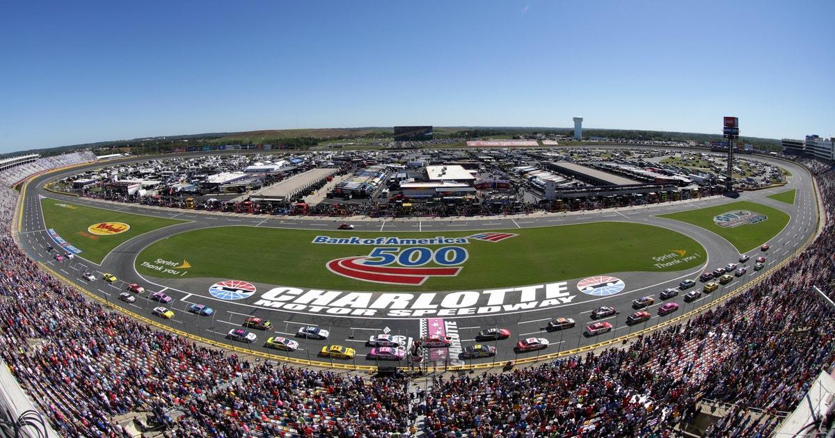 Charlotte motor speedway receives prestigious motorsports for Kansas motor speedway tickets