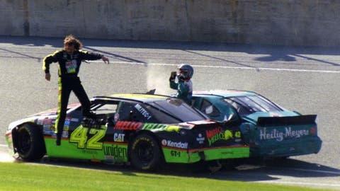 Daytona 1993 -- Kyle Petty and Bobby Hillin Jr.