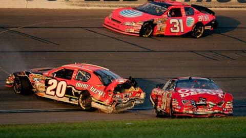 Kansas Speedway, 2007