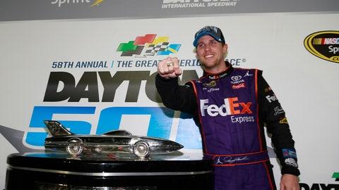 Down with Daytona