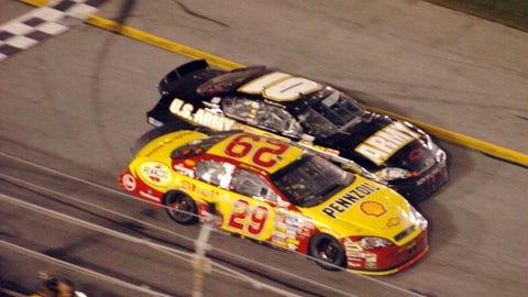 Daytona 500 triumph