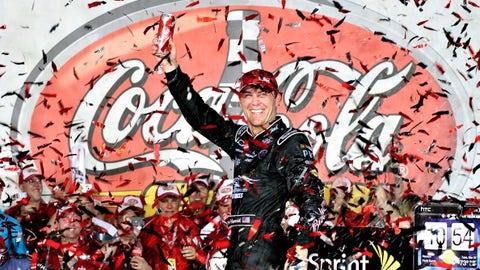 Coca-Cola 600 winner