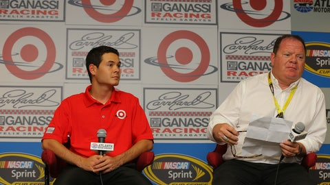 Chip Ganassi signs the young gun