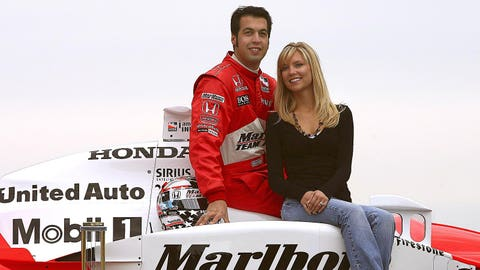 IndyCar couple
