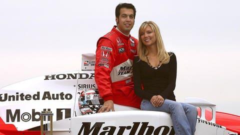 IndyCar couple