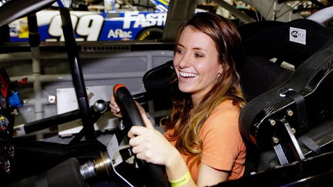 Can she drive?