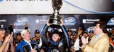 Caution controversy: Dillon wins title but questions are raised