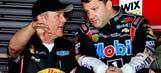 Breaking up: Stewart replaces Addington with Truex crew chief