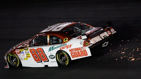 The No. 88 in NASCAR