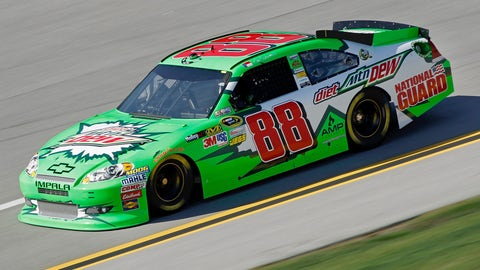 Dale Earnhardt Jr., 2012