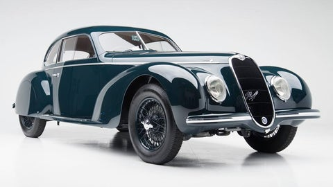 LOT 5053 - 1939 ALFA ROMEO 6C 2500 SPORT TOURING