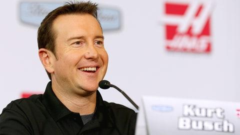 2013, Haas signs Busch