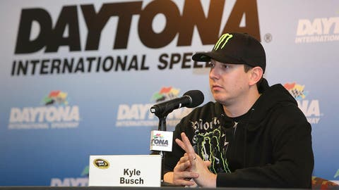 Kyle speaks out