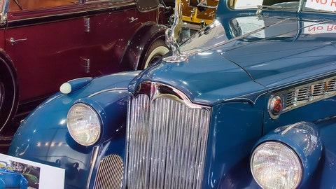 1940 Packard Super 8 Convertible Victoria
