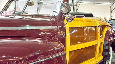 1947 Ford Sportsman Super Deluxe Convertible
