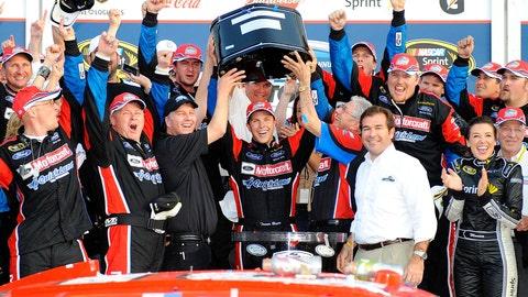 2011 Daytona 500 Winner: Trevor Bayne