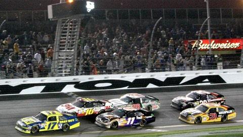 2012 Daytona 500 Winner: Matt Kenseth