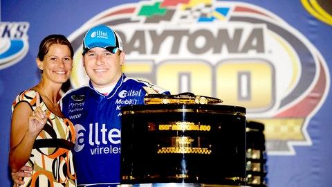 2008 Daytona 500 Winner: Ryan Newman