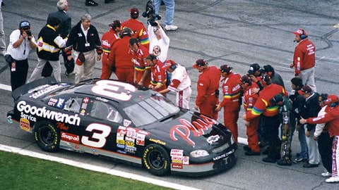 1998 Daytona 500 Winner: Dale Earnhardt