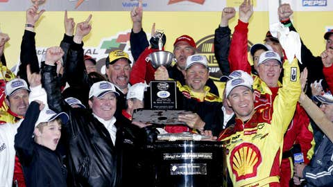 2007 Daytona 500 Winner: Kevin Harvick