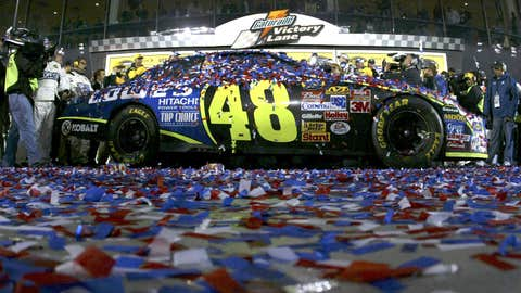 2006 Daytona 500 Winner: Jimmie Johnson