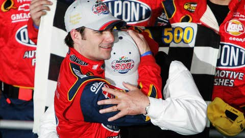 2005 Daytona 500 Winner: Jeff Gordon
