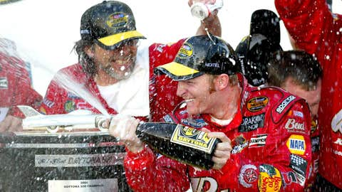2004 Daytona 500 Winner: Dale Earnhardt Jr.