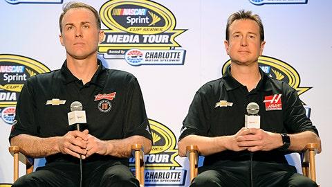 2014 NASCAR Sprint Media Tour