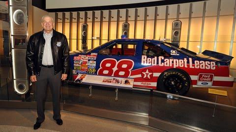 Dale Jarrett NASCAR legend