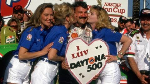 1993 Daytona 500: Man of the hour