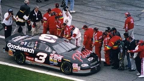 1998 Daytona 500: Congratulations, Dale