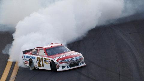 2011 Daytona 500: Trevor triumphs