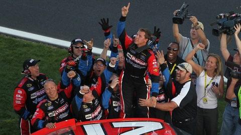 2011 Daytona 500: Let the party begin