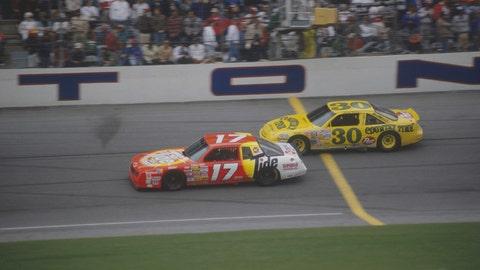 1989 Daytona 500: DW's day