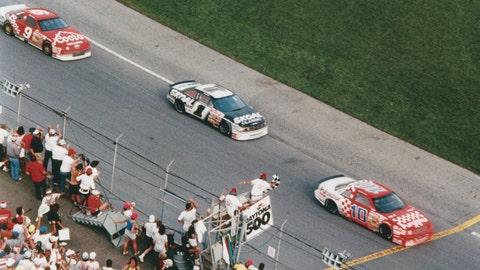 1990 Daytona 500: Derrike Cope stuns