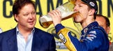 Taste reality: NASCAR seems to have muzzled 'Bad Brad'
