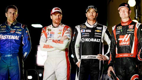 Meet the contenders.