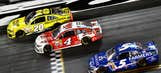 By a nose: Kenseth nips Harvick, Kahne to win Duel One