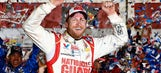 Dale Jr. survives rain, wrecks to win his second Daytona 500