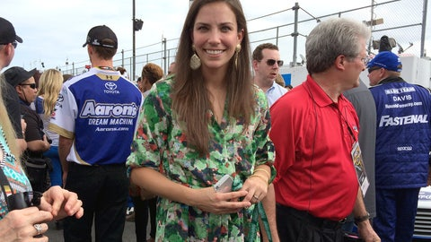 Before the Daytona 500