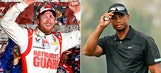 NASCAR's 'Tiger Woods' gives the whole sport a lift with 500 win