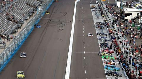 NASCAR at Phoenix -- Qualifying