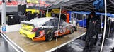Update: On-track activities on hold at Bristol because of rain