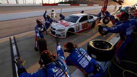 Photos: NASCAR tackles the track 'Too Tough to Tame'