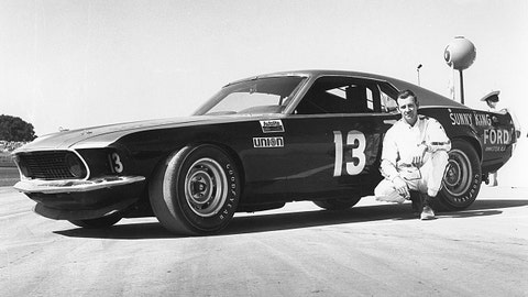 Photos: 50 years of the Ford Mustang