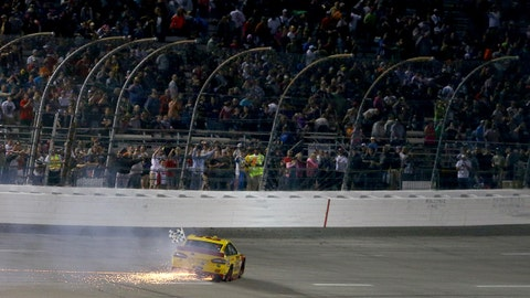Photos: NASCAR goes short-track racing at RIR