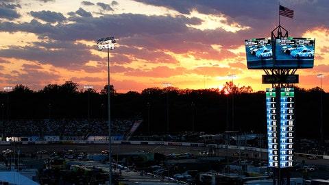 Photos: NASCAR goes short-track racing at RIR
