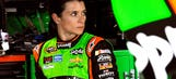 Danica Nation? Patrick brings Talladega crowd to its feet